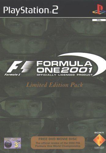 Joc PS2 Formula One 2001 Limited Edition - A