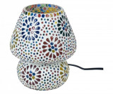 Lampa de masa Ethnic - Signes Grimalt, Multicolor