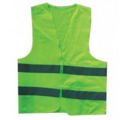 Vesta reflectorizanta verde TopStrong