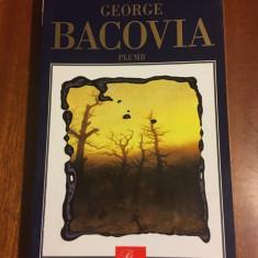 George Bacovia - Plumb (2002, Chisinau - cu portret - Stare impecabila!)