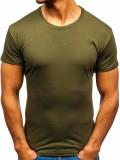 Tricou bărbați verde-închis Bolf 2005