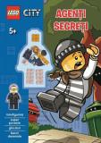 Lego City. Agenți secreți