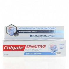 Pasta de dinti Colgate Sensitive Pro-Relief Smart Whiten, 75 ml