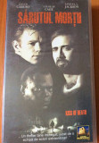 SARUTUL MORTII  - FILM CASETA VIDEO VHS