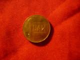 Moneda 1 Ban 2005 Romania cal. NC