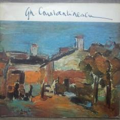 Brosura pictura Gh. Constantinescu
