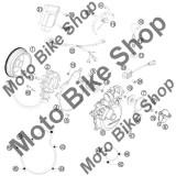 MBS Surub M6X70 TX30 KTM 250 EXC E-STARTER 2010 #46, Cod Produs: 0025060706KT