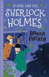 Sherlock Holmes - Banda patata/Stephanie Baudet, Curtea Veche Publishing