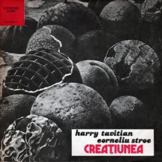 Harry Tavitian_Corneliu Stroe - Creation Suite_Creațiunea_Seria Jazz (Vinyl)