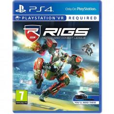 Joc RIGS Mechanized Com League VR pentru Sony Playstation 4