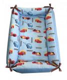 Cumpara ieftin Reductor Bebe Bed Nest Deseda Albastru