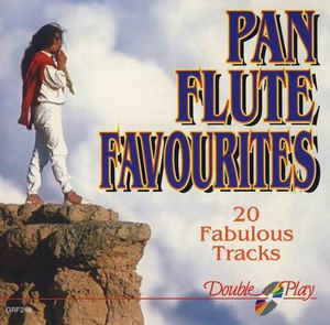 CD Pan Flute Favourites, original