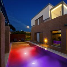 Iluminare de piscină cu LED, cu acumulator, USB Best CarHome