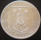 Moneda 500 Lei - ROMANIA, anul 1999 *cod 300 - ALUMINIU