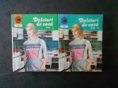 NATALIA TAUTU STANESCU - DULCIURI DE CASA 2 volume (Colectia Caleidoscop) foto