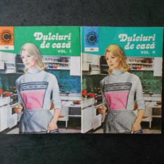 NATALIA TAUTU STANESCU - DULCIURI DE CASA 2 volume (Colectia Caleidoscop)