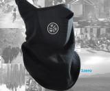 Masca cagula ciclism moto ski fotball din NEOPREN cu protectie(polar)