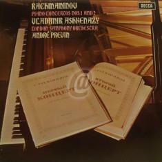Rachmaninov - Piano Concertos Nos. 1 and 2 (Vinil)