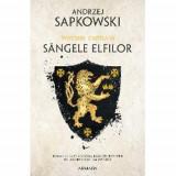 Sangele elfilor (editia 2019)