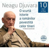 O scurta istorie a romanilor/Neagu Djuvara, Humanitas