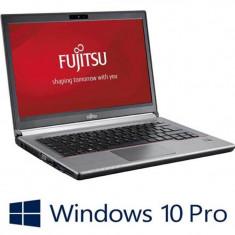 Laptop Refurbished Fujitsu LIFEBOOK E744, i5-4210M, HD+, Win 10 Pro