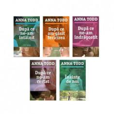 Anna Todd - Seria After 5 volume (eBooks) foto