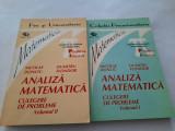 Analiza matematica CULEGERE DE PROBLEME  Nicolae Donciu , Dumitru Flondor 2 VOL