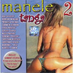 CD Manele Tanga 2 , original