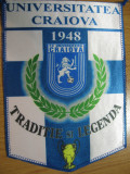 Universitatea Craiova - fanion