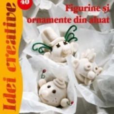 Figurine și ornamente din aluat