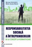 Cumpara ieftin Responsabilitatea sociala a intreprinderilor de la concept la normativizare