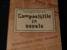 COMPOZITIILE IN SCOALA-CONSTANTIN PARFENE-ASPECTE METODICE-390 PG- foto