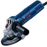 Polizor unghiular Bosch GWS 9-125 S, 900 W, turatie variabila, 125 mm