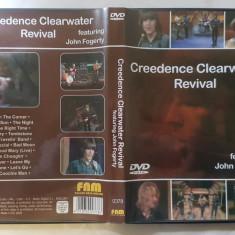 [DVD] Creedance Clearwater Revival featuring John Fogerty  - dvd original