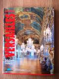 VISITER VERSAILLES- carte/album, format mare