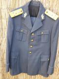 Uniforma ofiter aviatie RSR Romania comunista