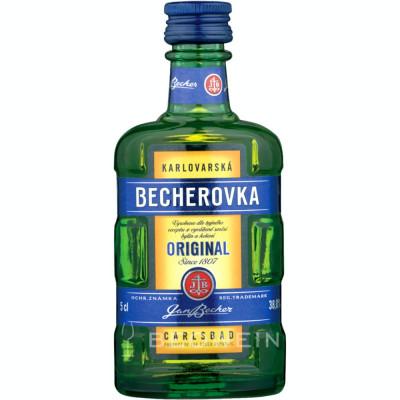 Becherovka 0.10L foto