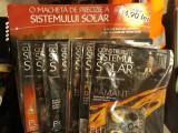 Colectia Sistemul Solar - Eaglemoss - Primele 10 numere.