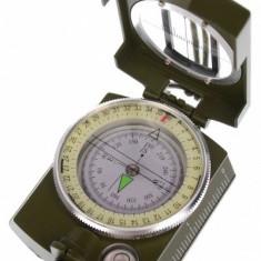 Busola militara cu lupa, compas saculet K07