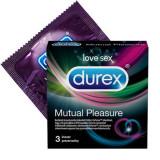 Prezervative Mutual Pleasure, 3 bucati, Durex
