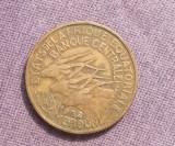 CAMERUN 25 FRANCI 1962