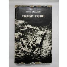 STORMY PETREL (PASAREA FURTUNII) - Petru Dumitriu