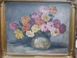 Vas cu crizanteme - Aslan, Perioada Interbelica