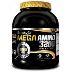 Mega Amino 3200, 500 capsule