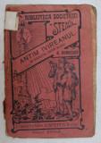 VIATA SI FAPTELE LUI ANTIM IVIREANUL - MITROPOLITUL UNGROVLAHIEI de N . DOBRESCU , 1910