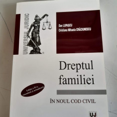 Dreptul familiei - Ed. a IIa - Dan Lupascu - 2012