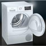 Uscator cu pompa de caldura SIEMENS iQ500 WT45R4A8