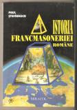 Paul Stefanescu-Istoria Francmasoneriei romane