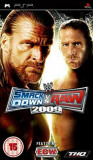 Joc PSP WWE Smackdown Vs Raw 2009 - A