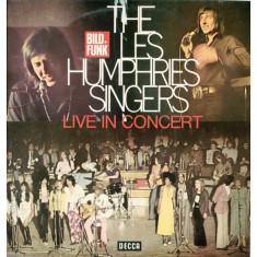 VINIL 2XLP The Les Humphries Singers – Live In Concert  (-VG)